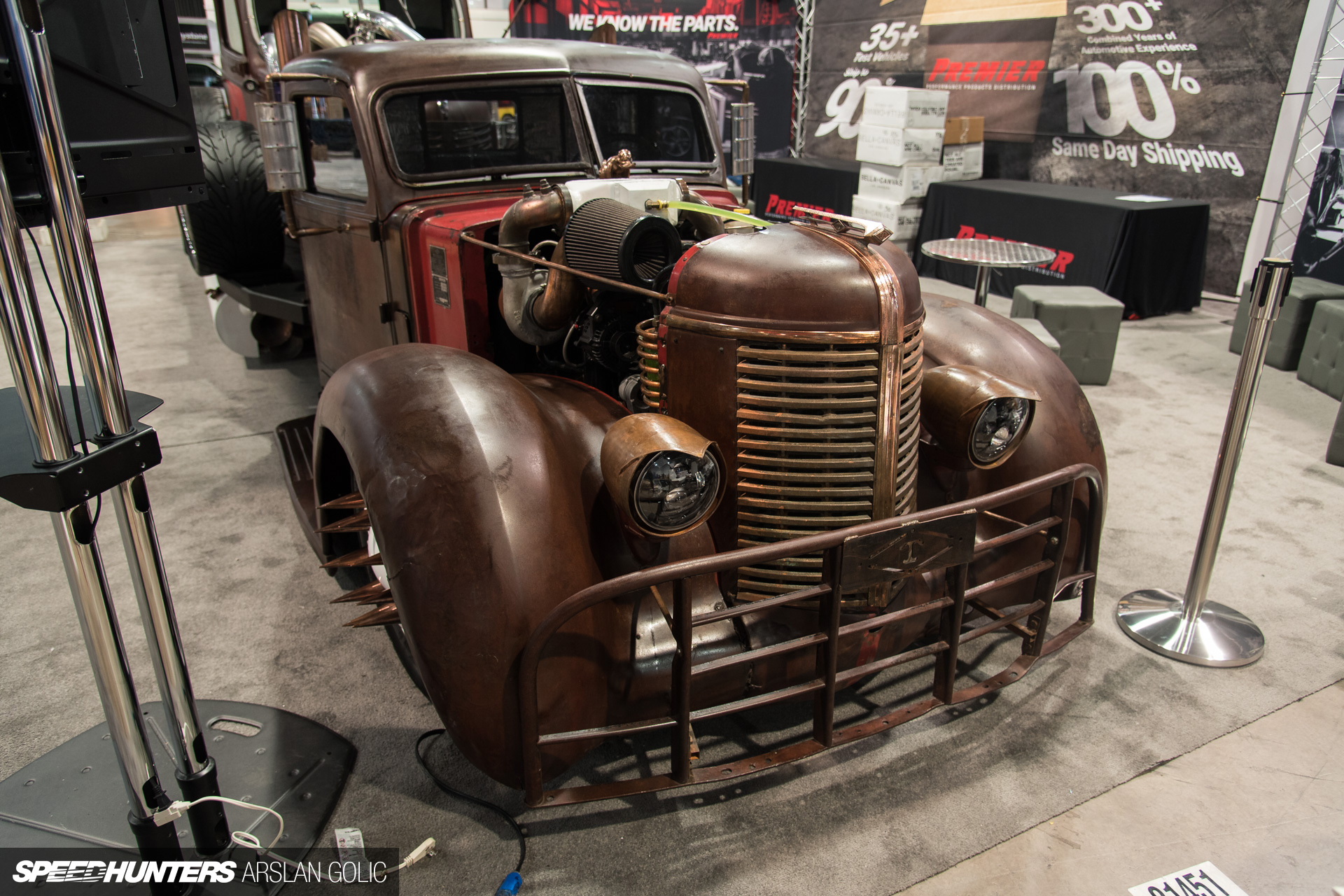 Race Car Hauling, Streamliner Style - Speedhunters