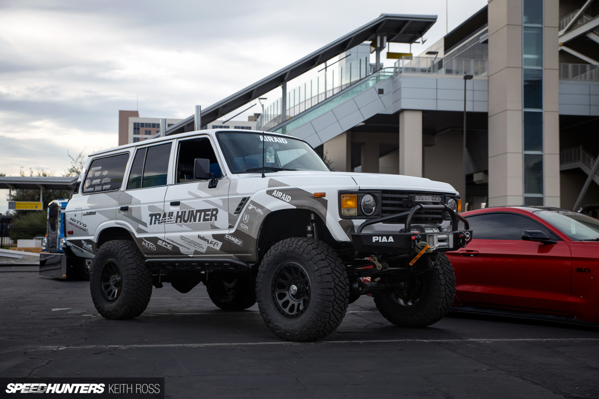 Blazing A Trail To SEMA