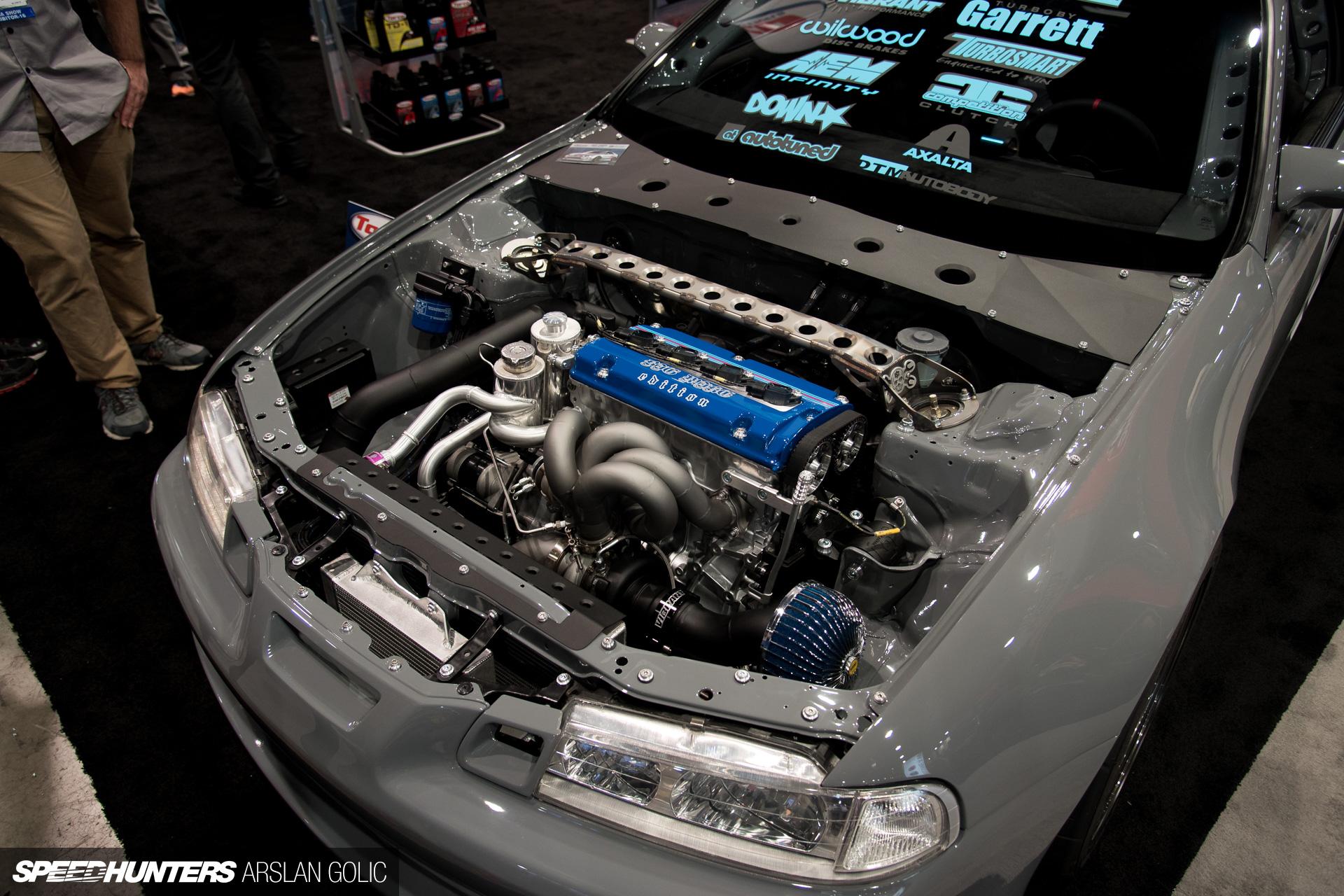 Setting The Honda Standard