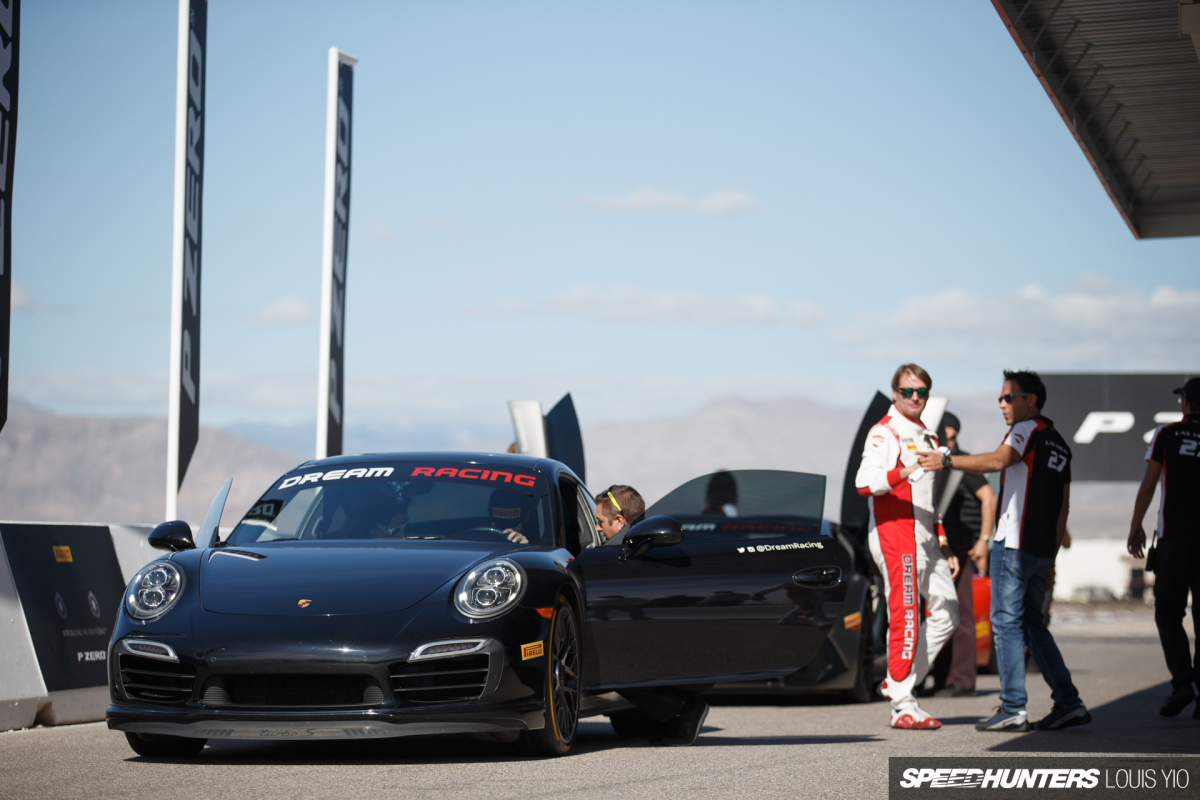 Living The Dream: Being A Race Driver For ADay