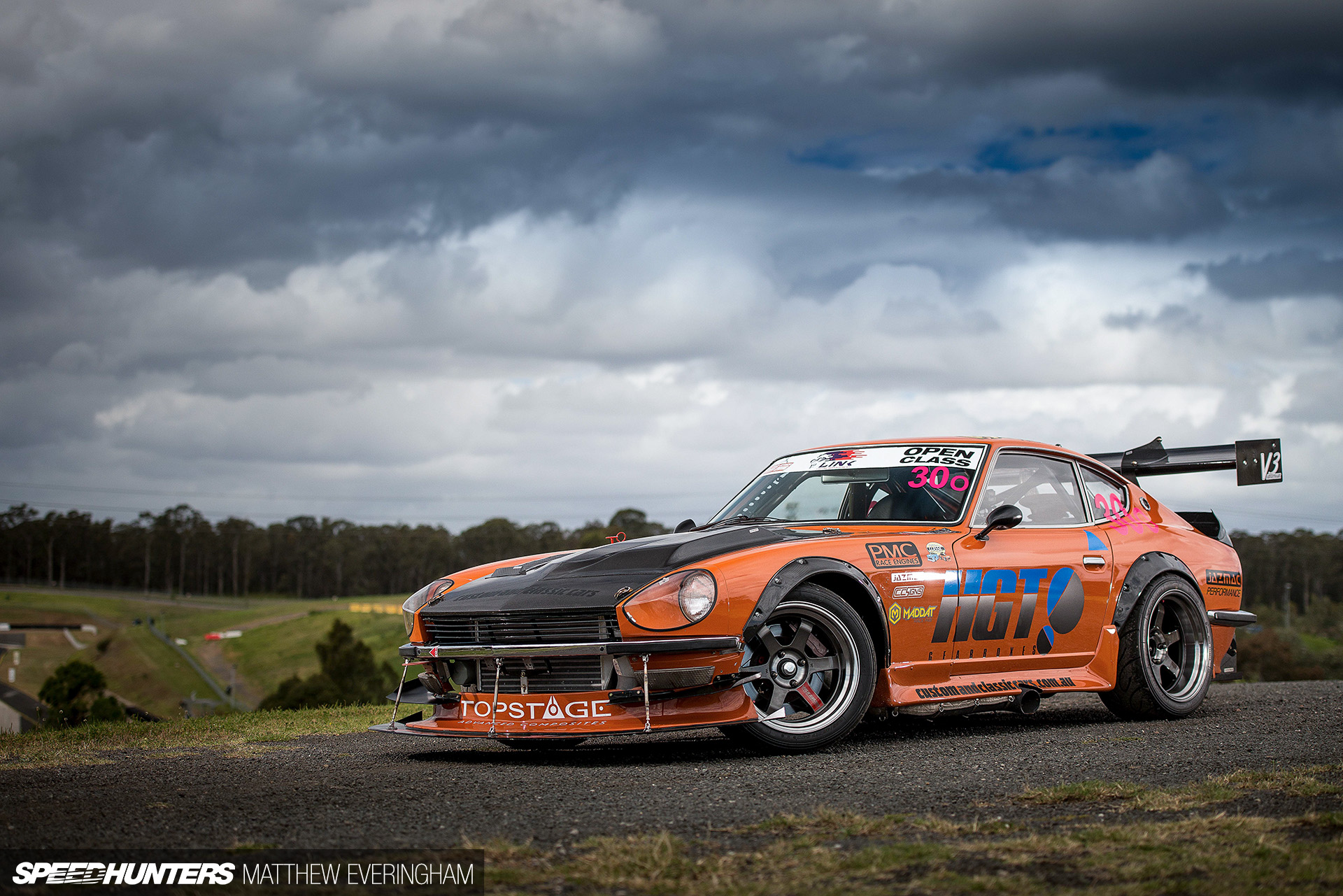 Time Attack Paradox: A Cutting Edge 240Z