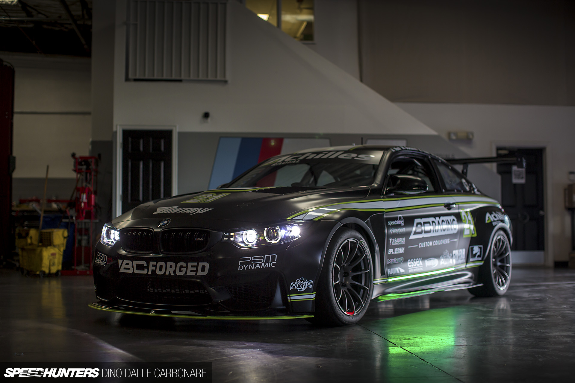 Yost M4 Ready To Take OnThunderhill