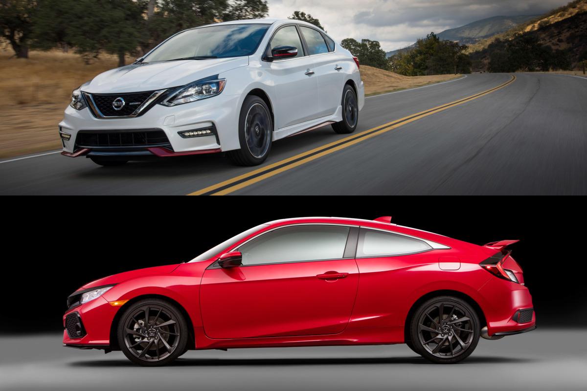 Nissan & Honda's Sport CompactRevival