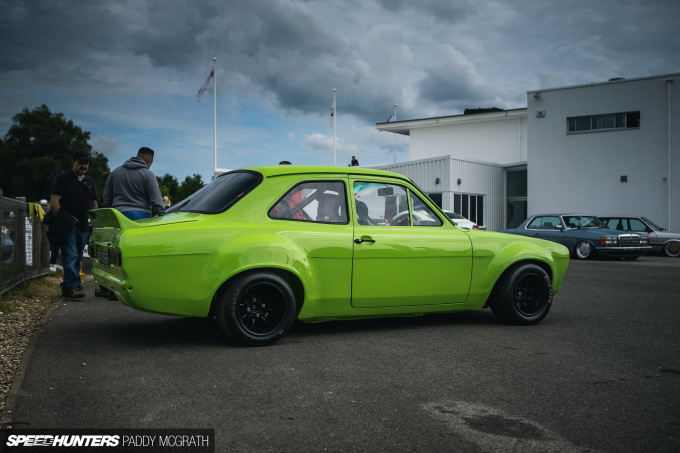2016 Players Classic Ford Escort MKI Speedhunters by Paddy McGrath-4