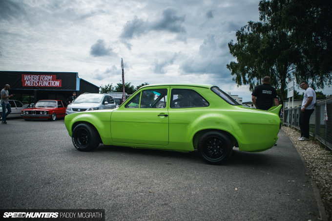 2016 Players Classic Ford Escort MKI Speedhunters by Paddy McGrath-15