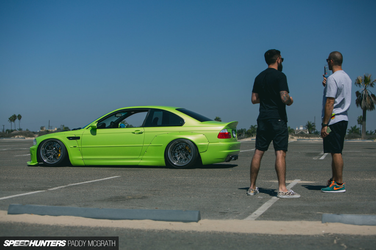 Gaining Perspective: An LS-Swapped M3