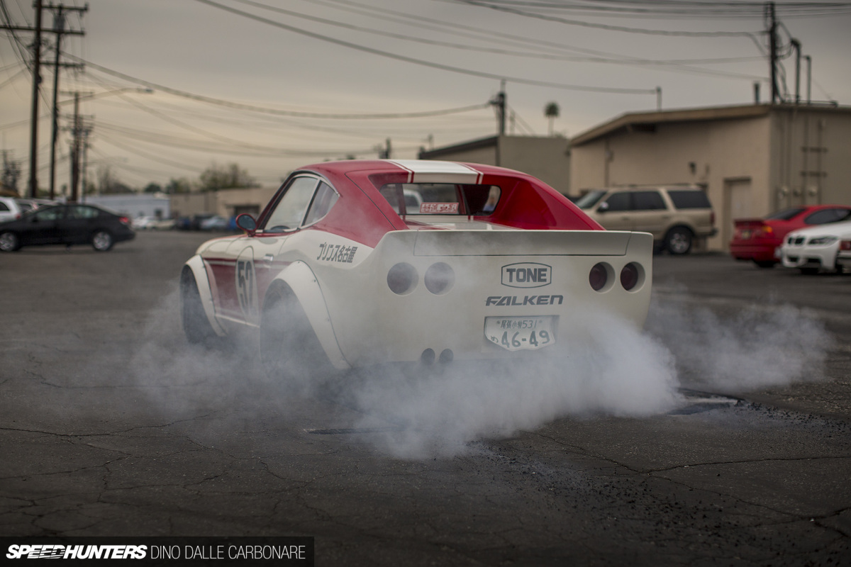 The Yankee Way: Liberty Walk's Datsun Fairlady Z
