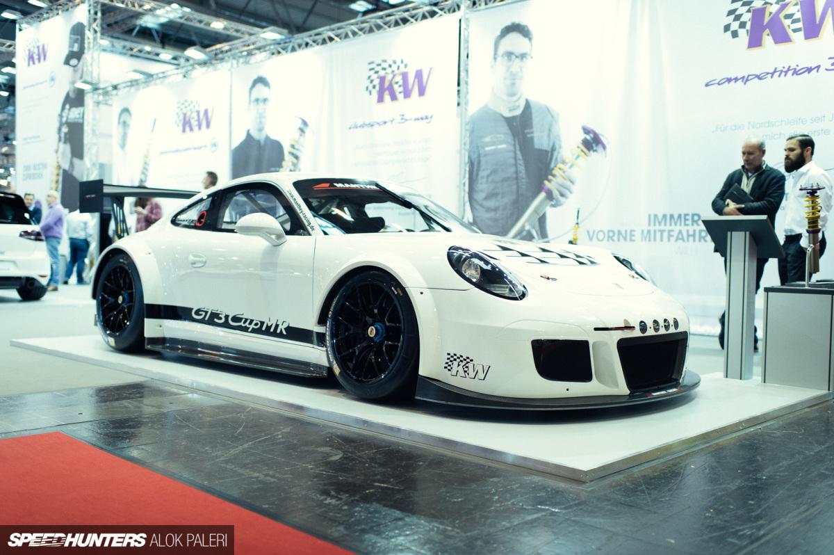 Evolution Not Revolution: Manthey's GT3 CupMR