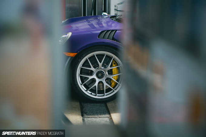 2016 Porsche GT3 RS Manthey Racing KW for Speedhunters by Paddy McGrath-5