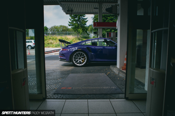 2016 Porsche GT3 RS Manthey Racing KW for Speedhunters by Paddy McGrath-12