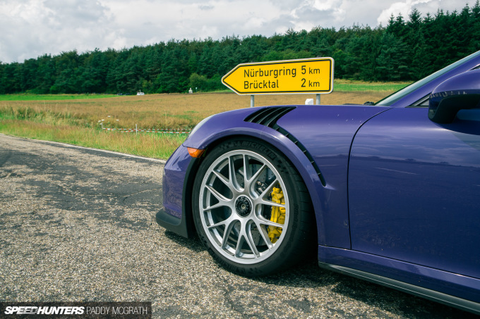 2016 Porsche GT3 RS Manthey Racing KW for Speedhunters by Paddy McGrath-28