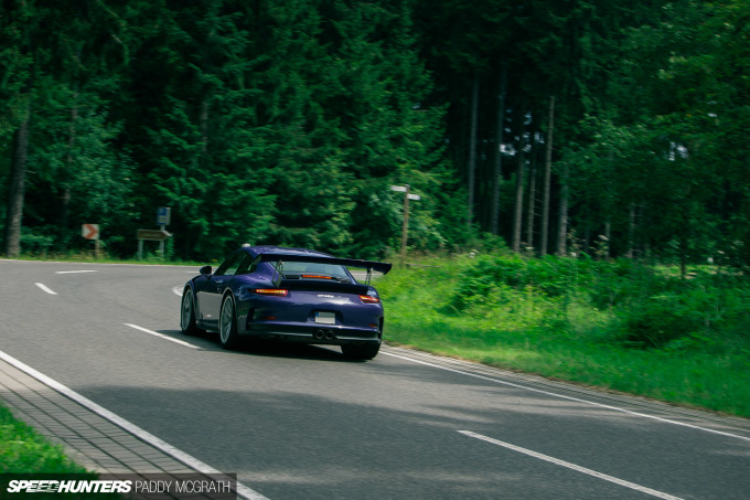 2016 Porsche GT3 RS Manthey Racing KW for Speedhunters by Paddy McGrath-34