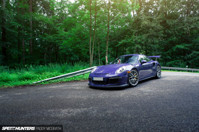 2016 Porsche GT3 RS Manthey Racing KW for Speedhunters by Paddy McGrath-45