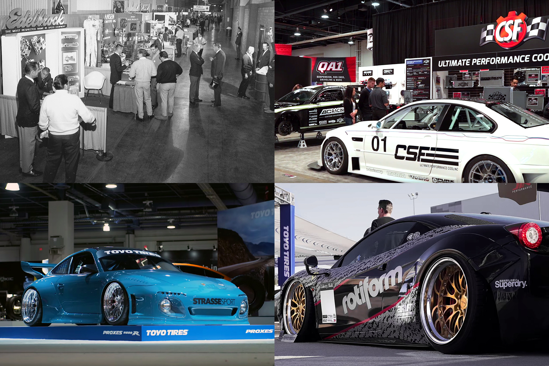 Video Round Up: The SEMA Edition