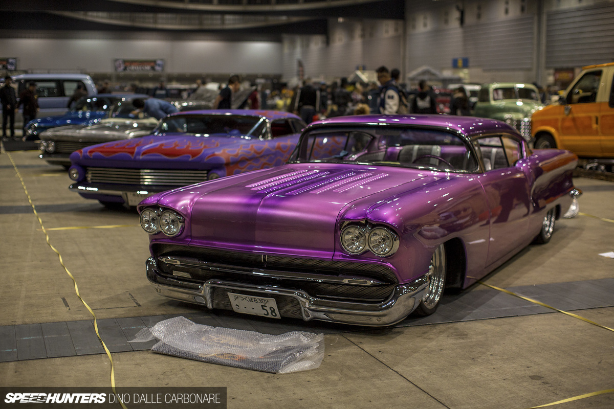 japanese flavor at the hot rod custom show speedhunters. Black Bedroom Furniture Sets. Home Design Ideas