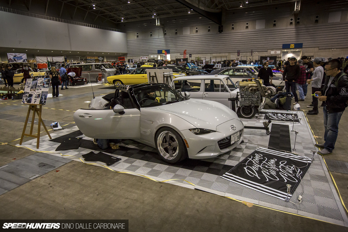 Tuners Fight Back Against Slow Roadsters