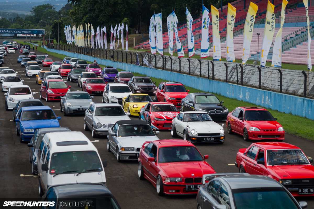 Living The Indonesian Car Life At Speed Matsuri