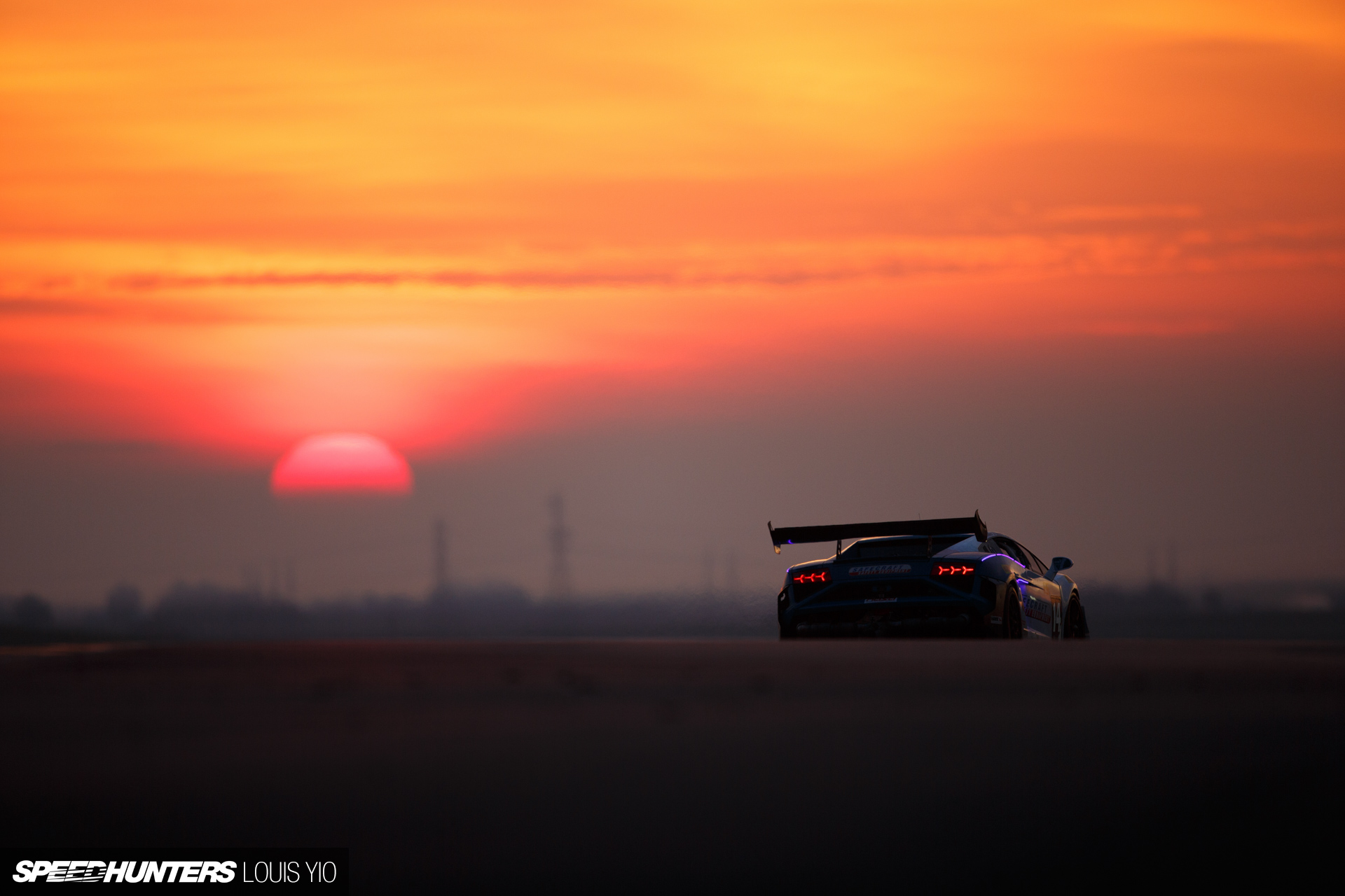 Racing A Lamborghini For 25 Hours