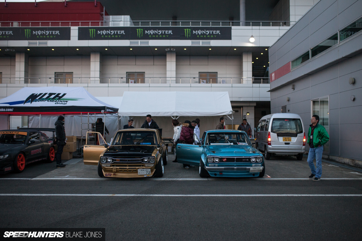 A 20 Year Hakosuka Friendship