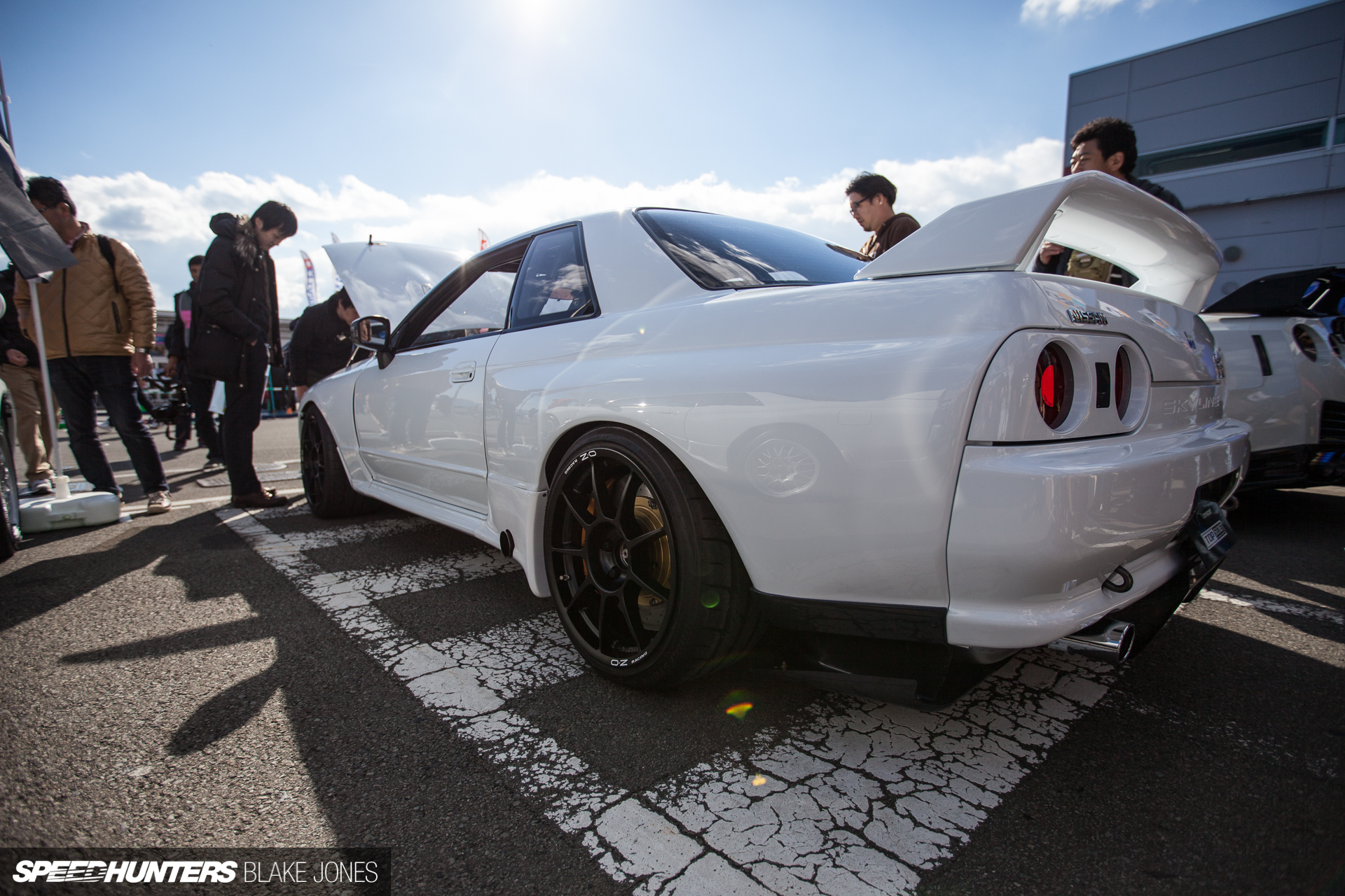 A Skyline GT-R With ASecret