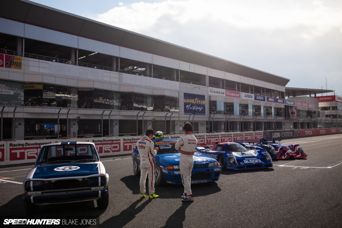 The Ultimate Nissan Fan-fest At Fuji Speedway