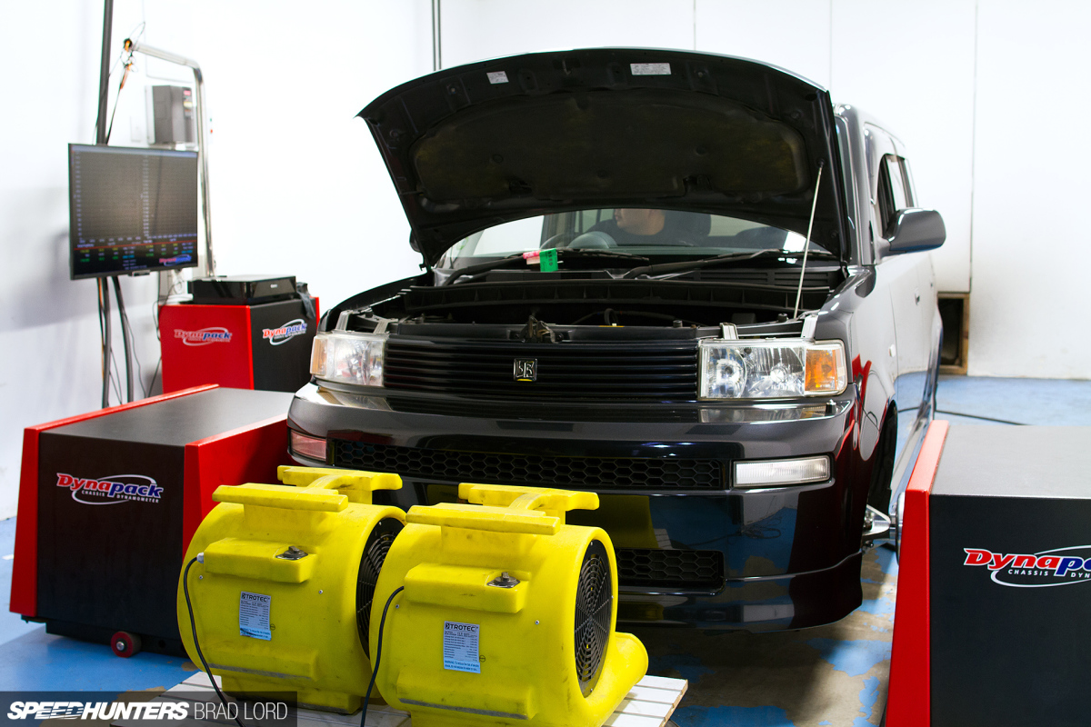 Project bB: Breaking The Dyno Record