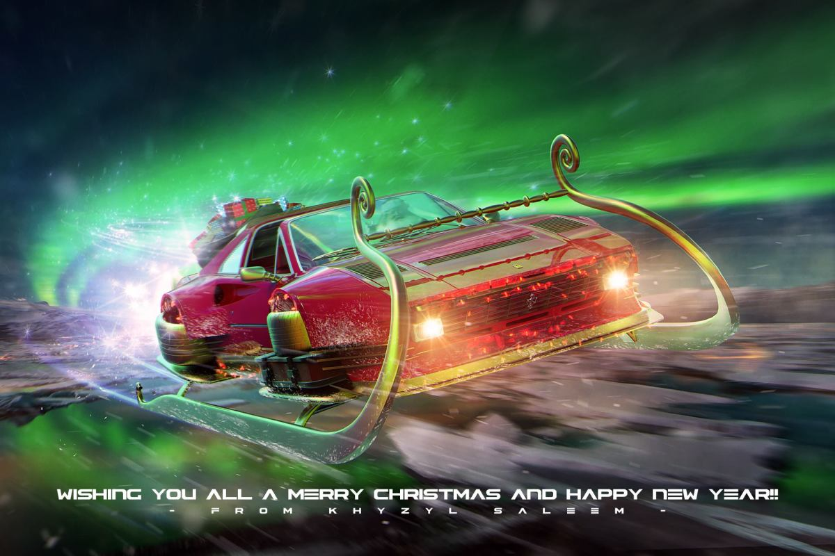 Happy Holidays From The Speedhunters