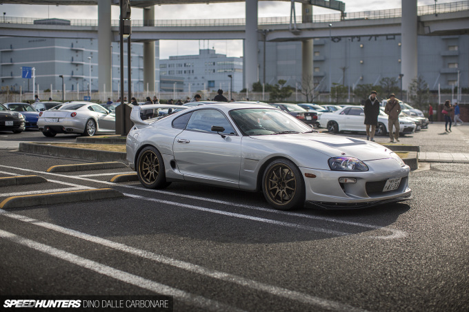 New_year Meet_daikokupa_dino_dalle_carbonare_23. You Could Argue That The JZA80  Toyota Supra ...