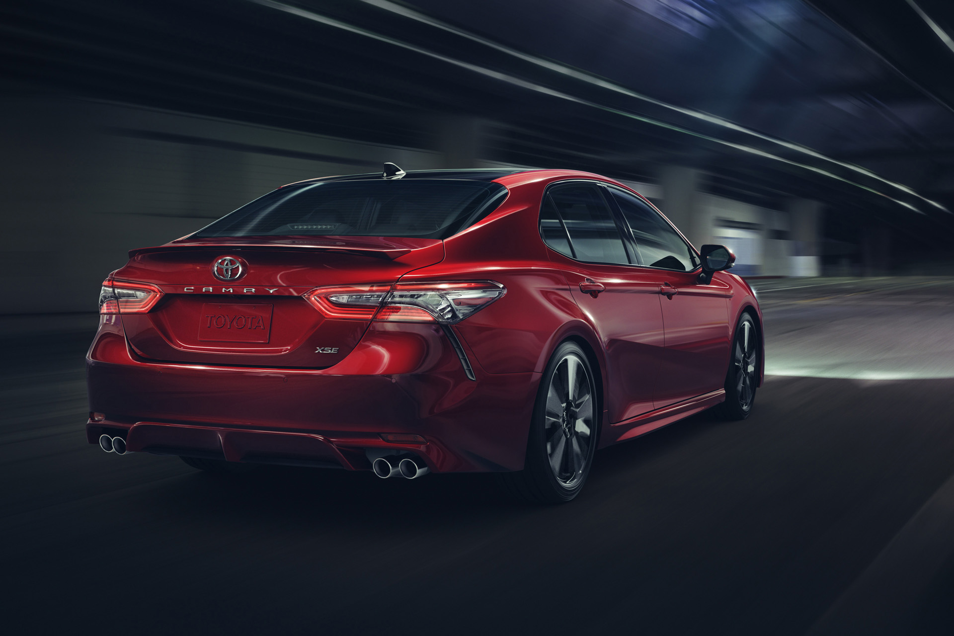 Can The Camry Be Cool? Toyota Starts Afresh - Speedhunters