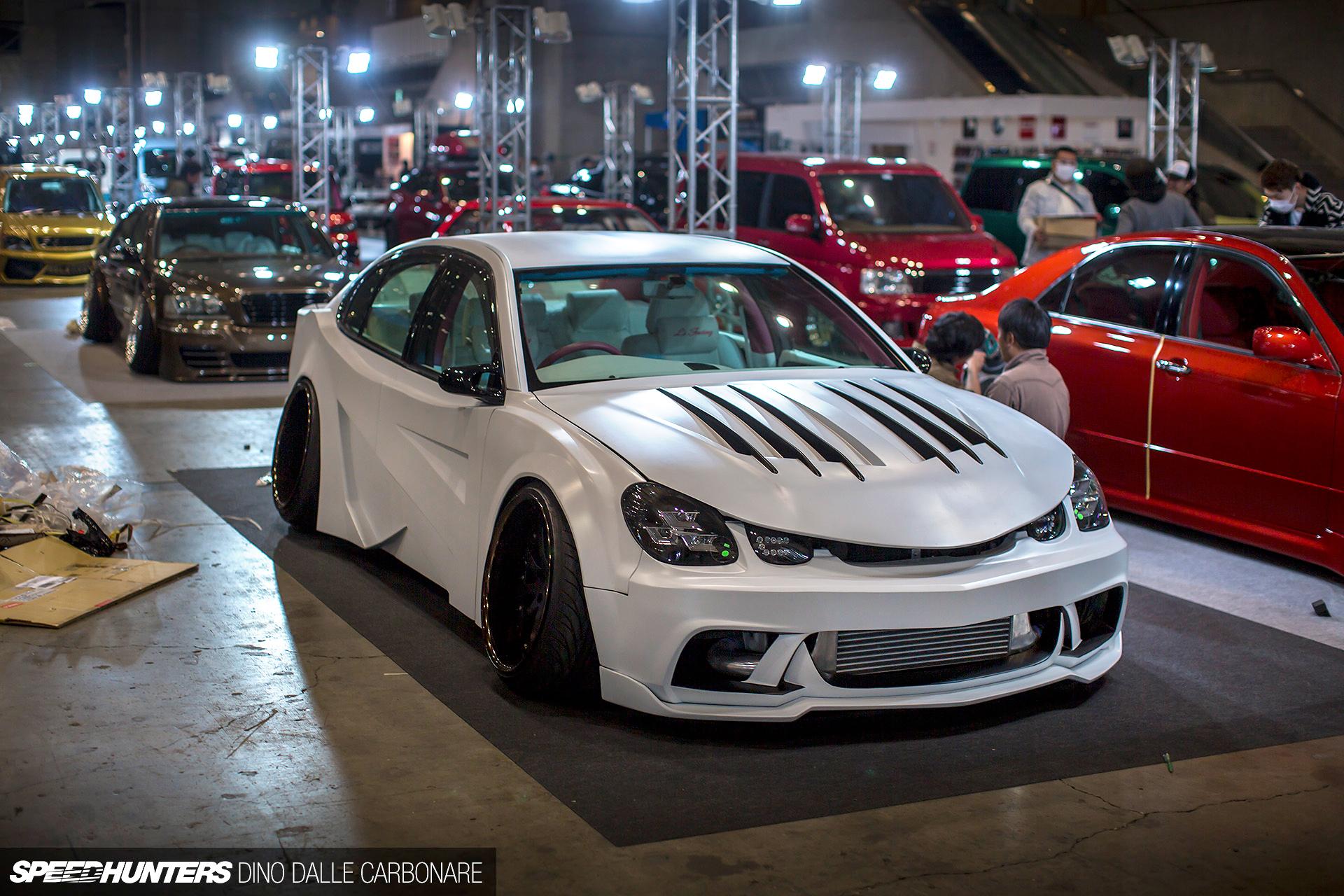 Tokyo Auto Salon IsHere