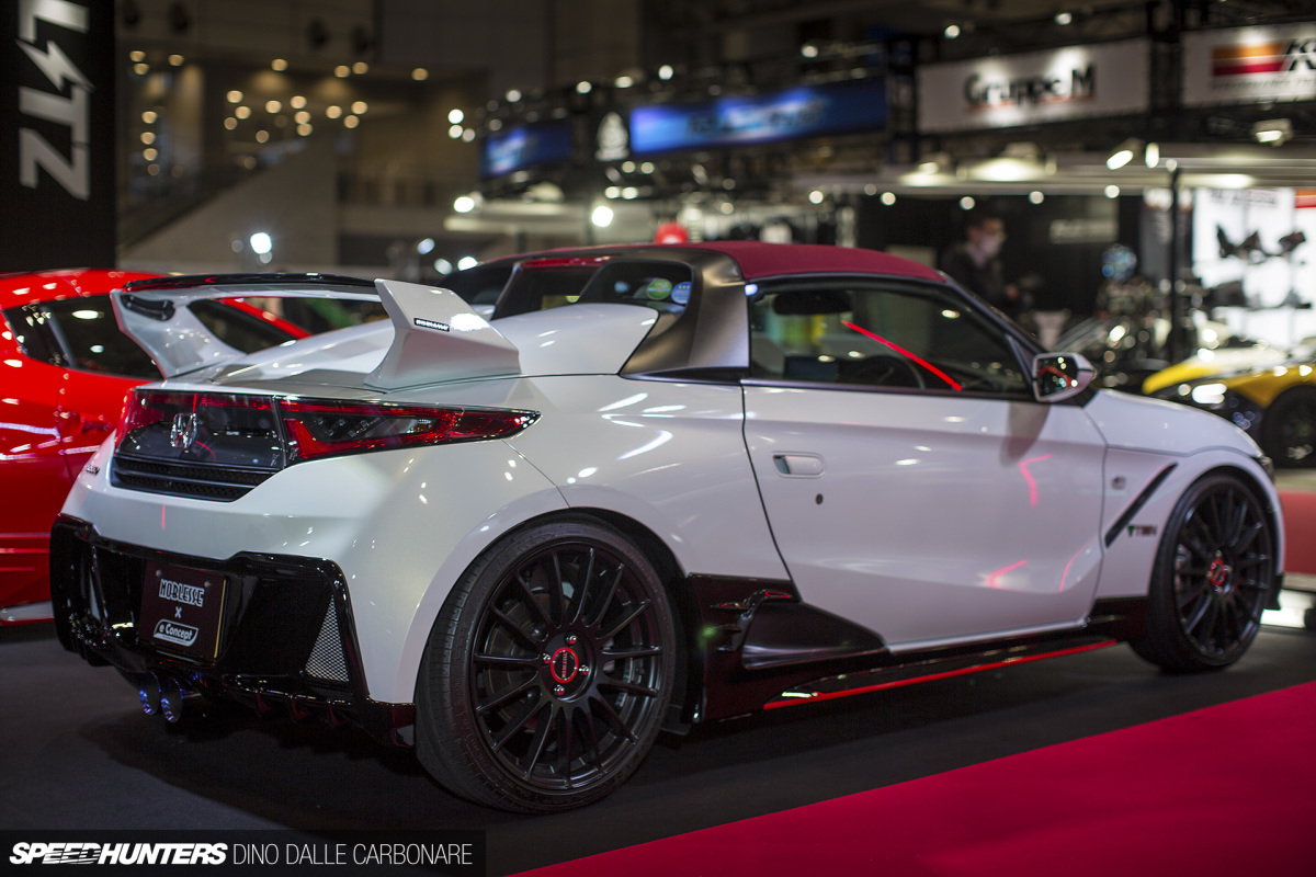 Honda S660 Modified >> Tokyo Auto Salon S S660 Selection Speedhunters
