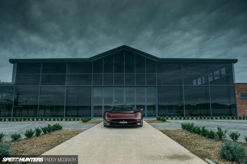 2016 Jaguar XJ220 Speedhunters by PaddyMcGrath-1