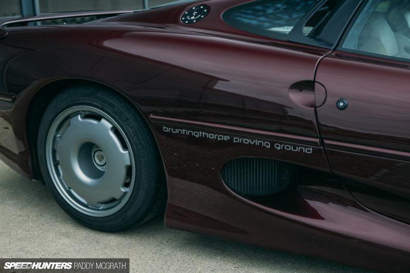 2016 Jaguar XJ220 Speedhunters by PaddyMcGrath-2