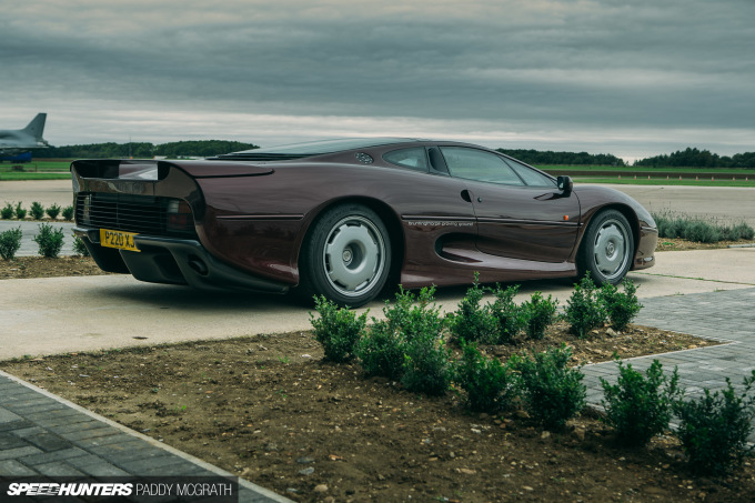 2016 Jaguar XJ220 Speedhunters by Paddy McGrath-3