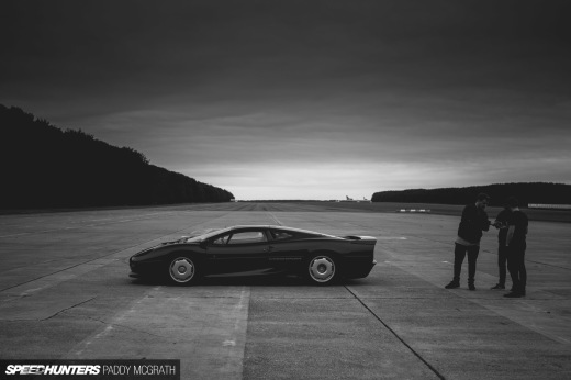 2016 Jaguar XJ220 Speedhunters by PaddyMcGrath-20