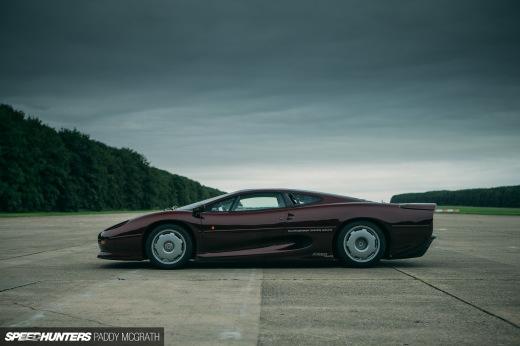 2016 Jaguar XJ220 Speedhunters by PaddyMcGrath-21