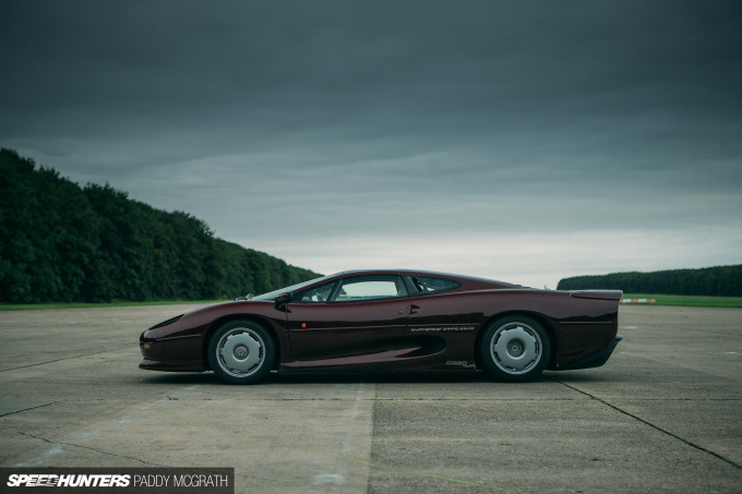 2016 Jaguar XJ220 Speedhunters by Paddy McGrath-21