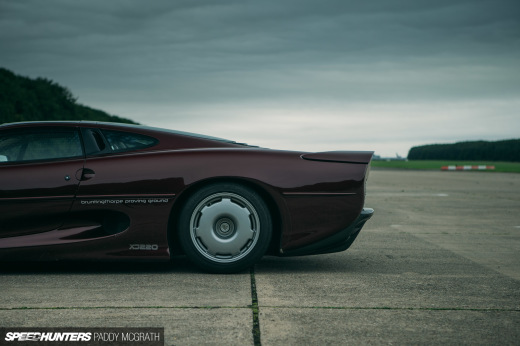 2016 Jaguar XJ220 Speedhunters by PaddyMcGrath-23