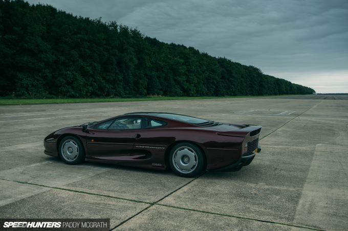 2016 Jaguar XJ220 Speedhunters by Paddy McGrath-25