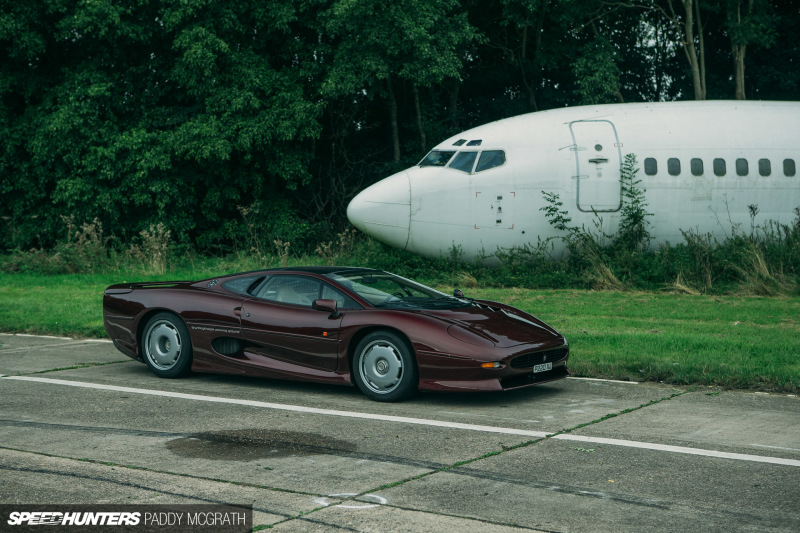 2016 Jaguar XJ220 Speedhunters by PaddyMcGrath-27