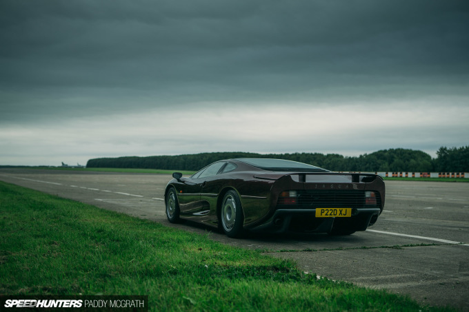 2016 Jaguar XJ220 Speedhunters by Paddy McGrath-28