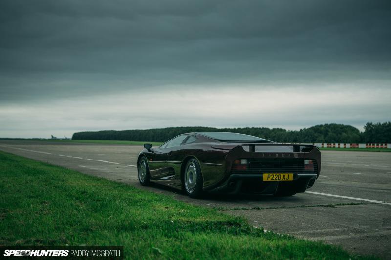 2016 Jaguar XJ220 Speedhunters by PaddyMcGrath-28