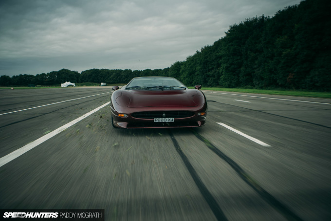 2016 Jaguar XJ220 Speedhunters by Paddy McGrath-29