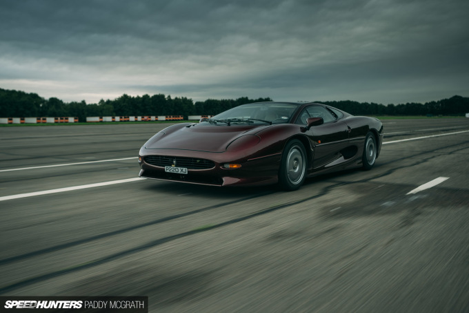 2016 Jaguar XJ220 Speedhunters by Paddy McGrath-30