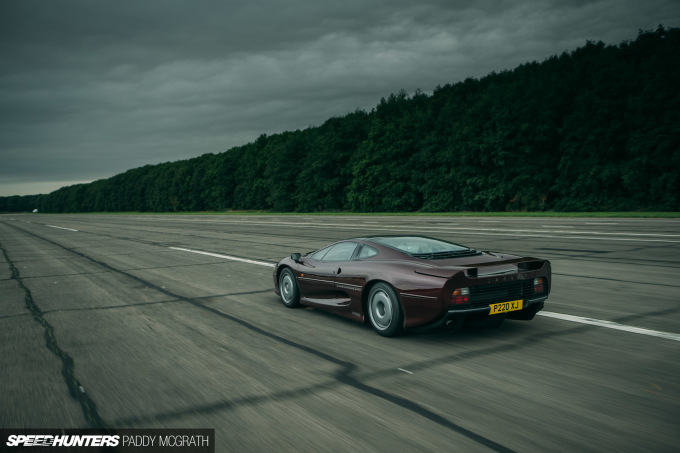2016 Jaguar XJ220 Speedhunters by Paddy McGrath-31