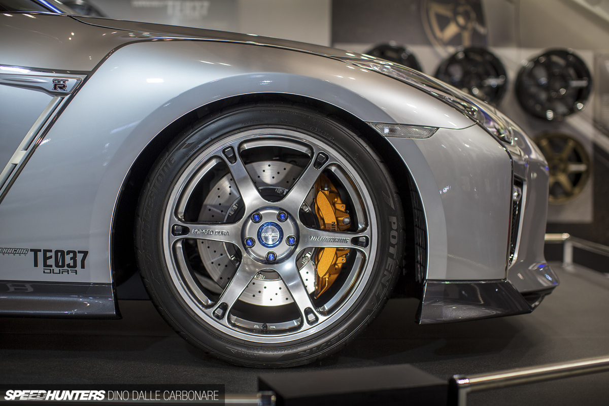 RAYS Shows Us The Future Of Lightweight Wheels