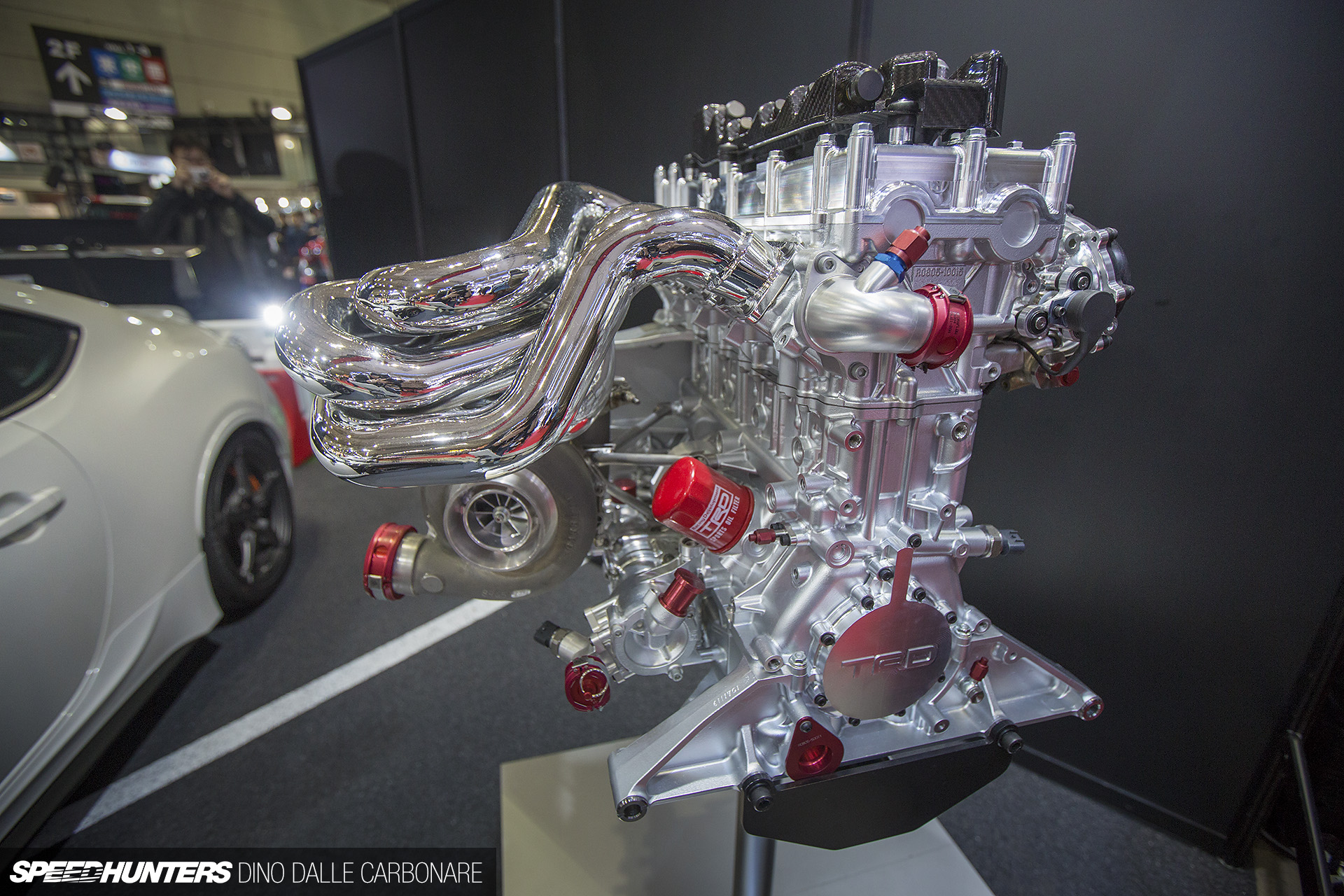 The New Supra Needs This Engine Speedhunters