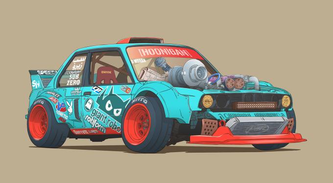 02_BMW_E30_DRIFT_CAR_V03_DM