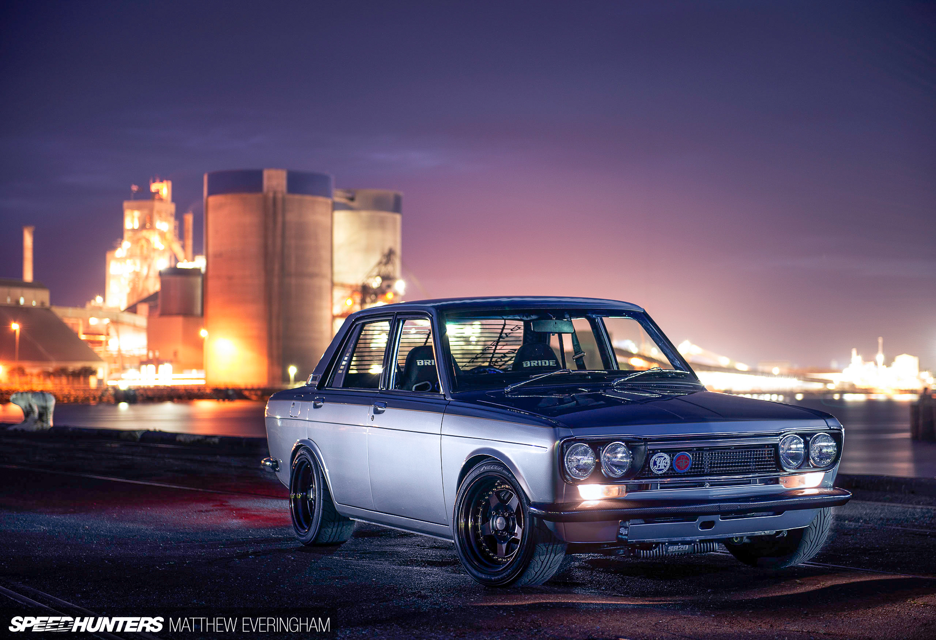 A Datsun 510 With A Difference