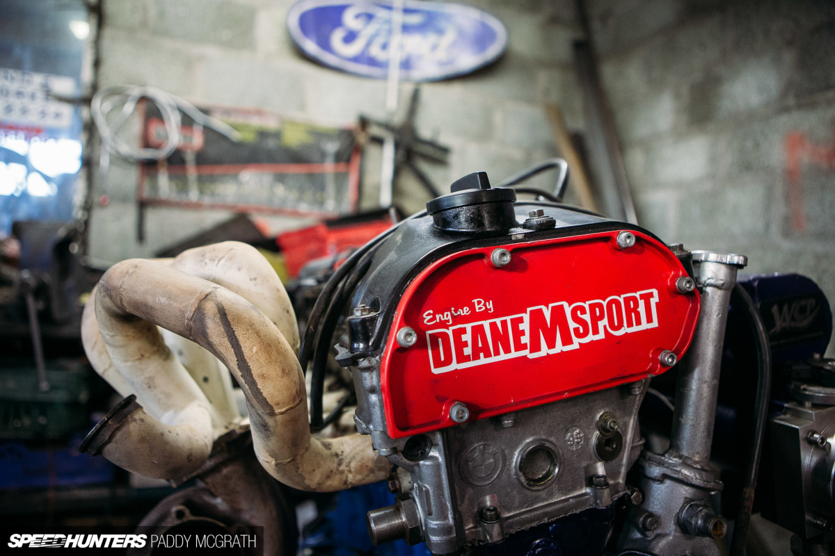 From Humble Origins: Deane Msport